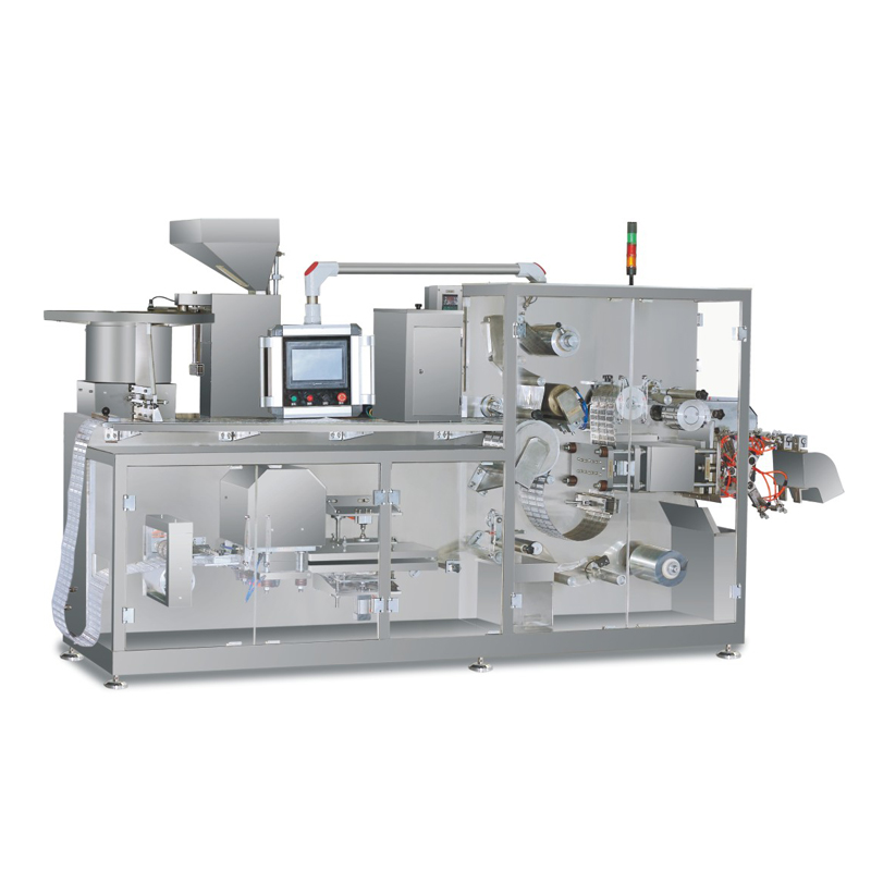 Pharmaceutical Blister Packaging Machine