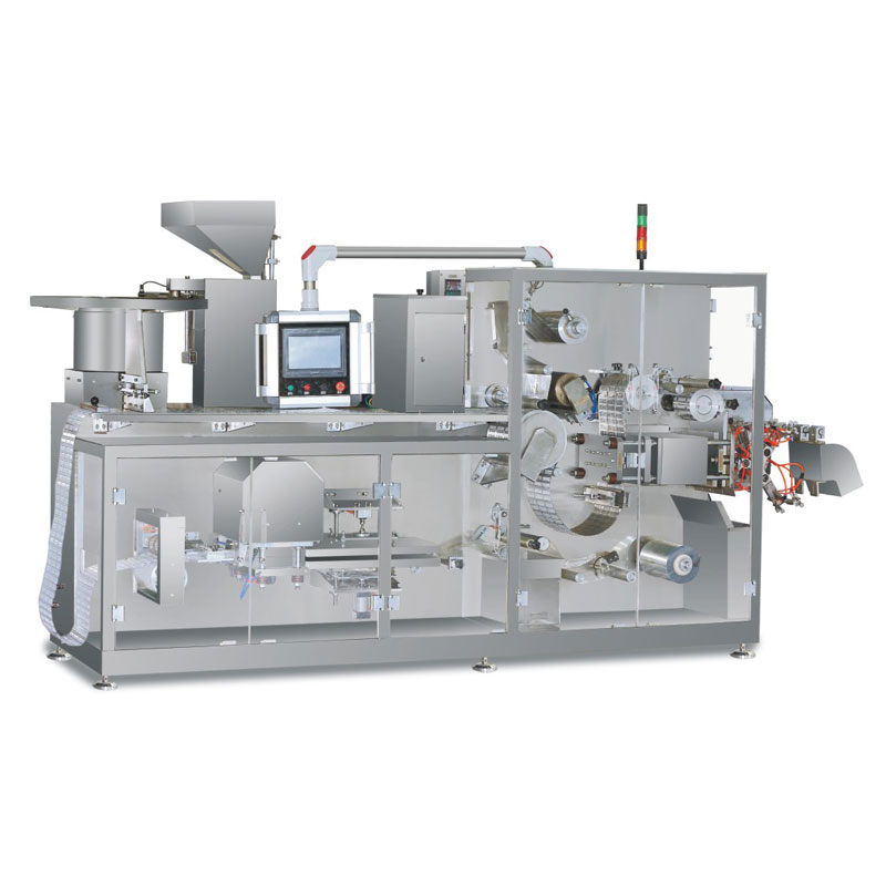 Cam Blister Packaging Machine