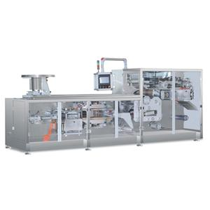 Supplement Blister Packaging Machine