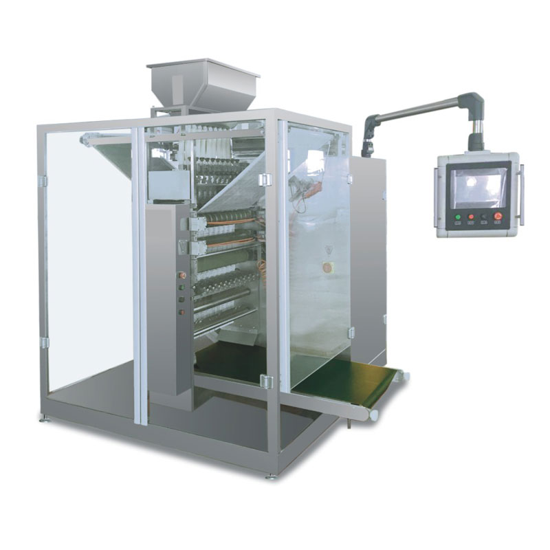 Cosmetic Sachet Packaging Machine
