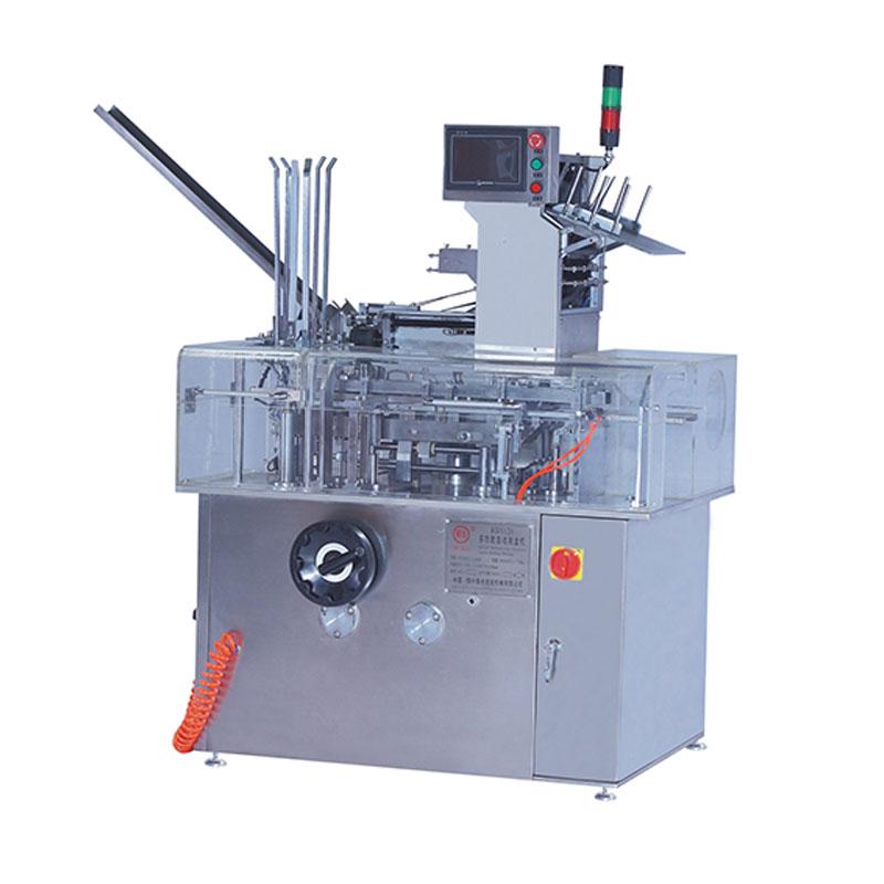 Mesin Cartoning Vertikal