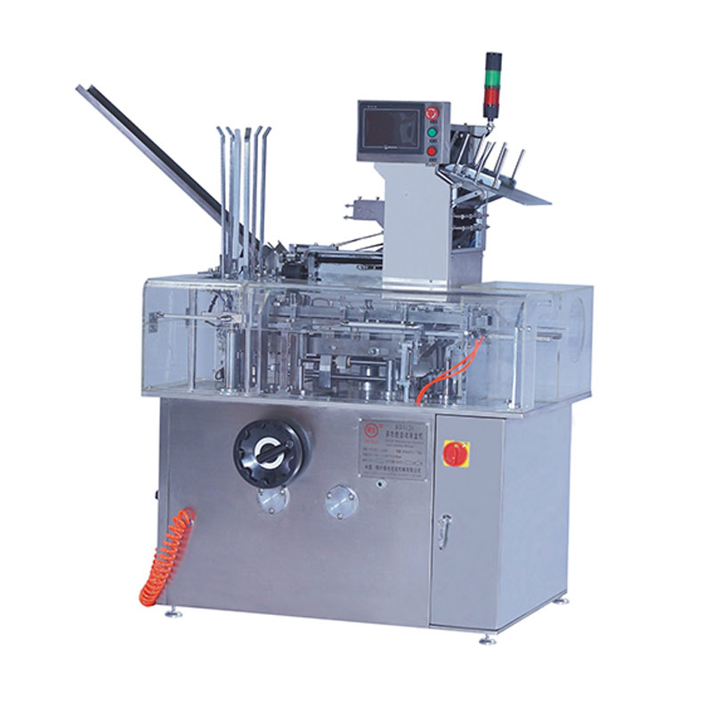 Plastic Bottle Cartoning Packaging Machine