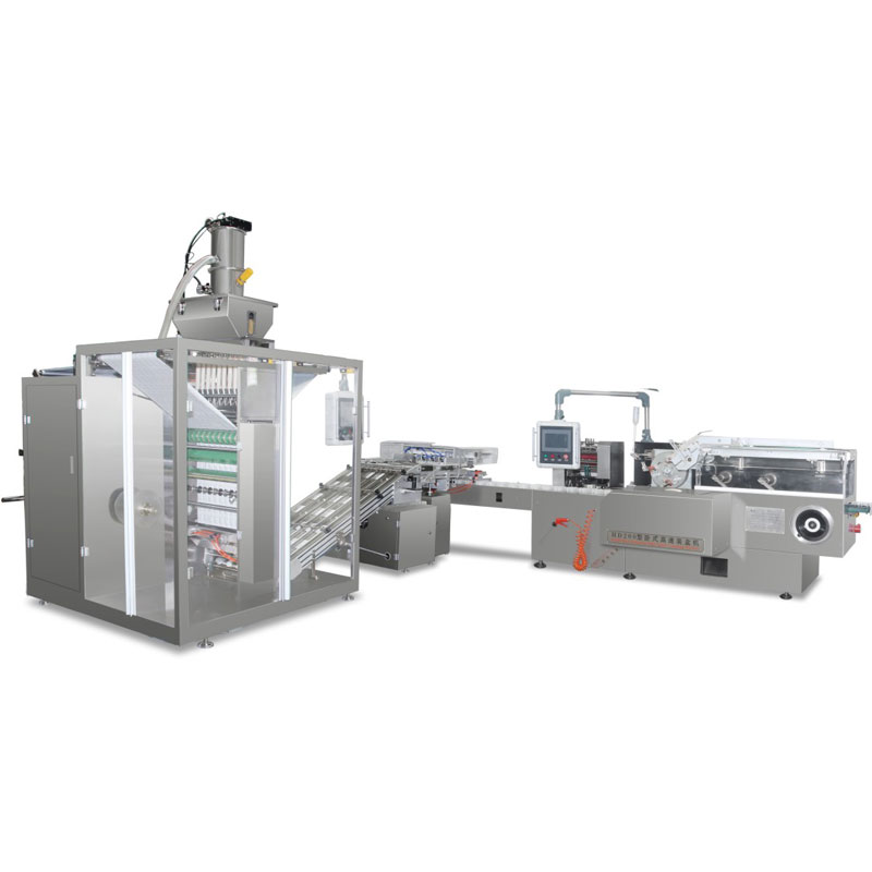 High-speed Sachet Packaging Production Line