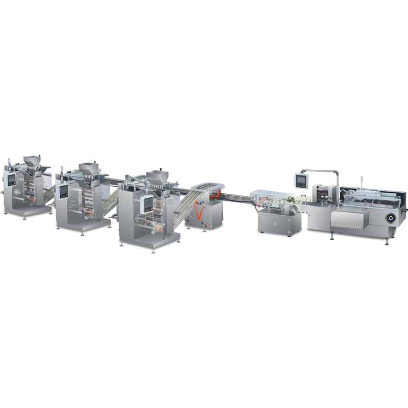 Sachet Production Line