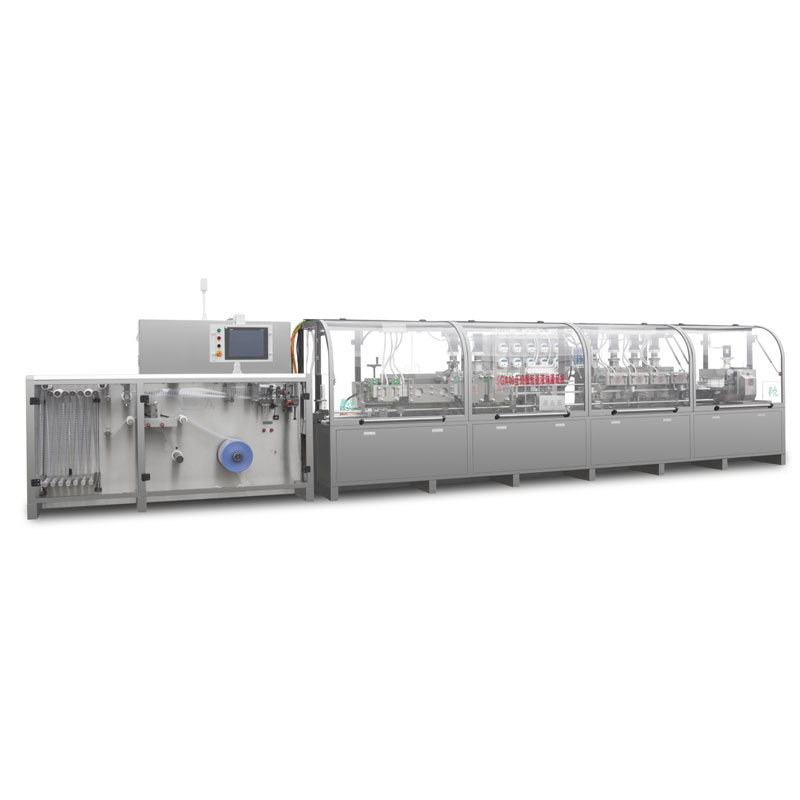High-speed Liquid Filling Production Line