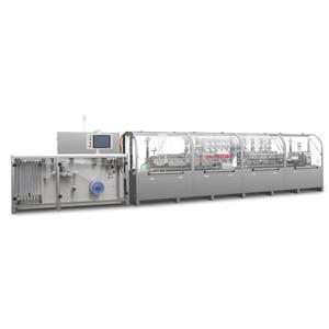خط إنتاج تعبئة السائل عالي السرعة