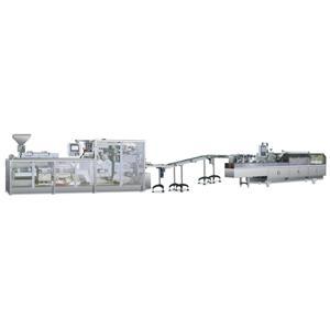 Lini Produksi Kemasan Blister berkecepatan tinggi