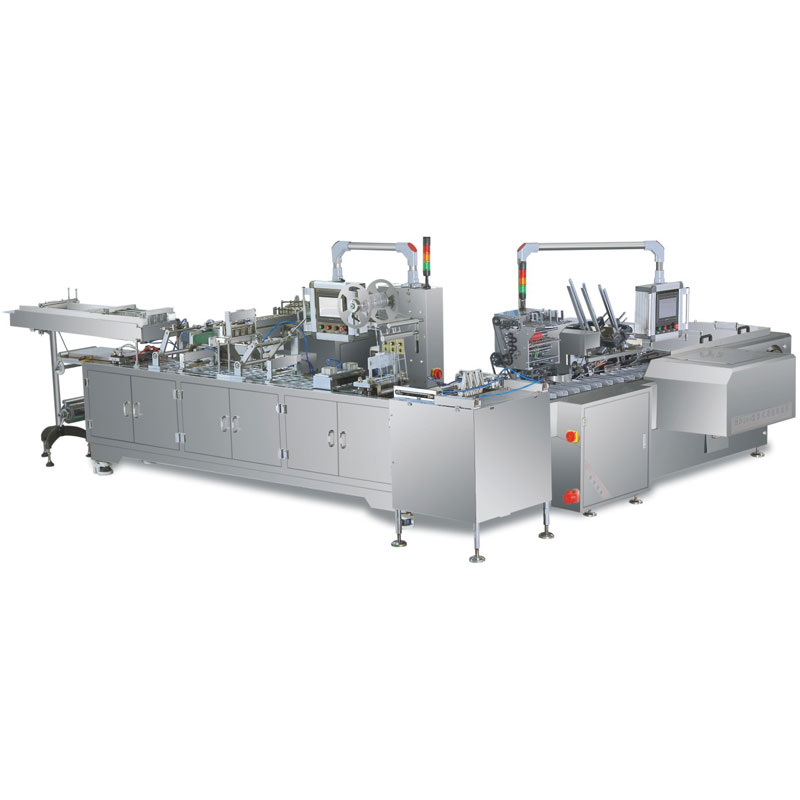 Blister Packaging Production Line