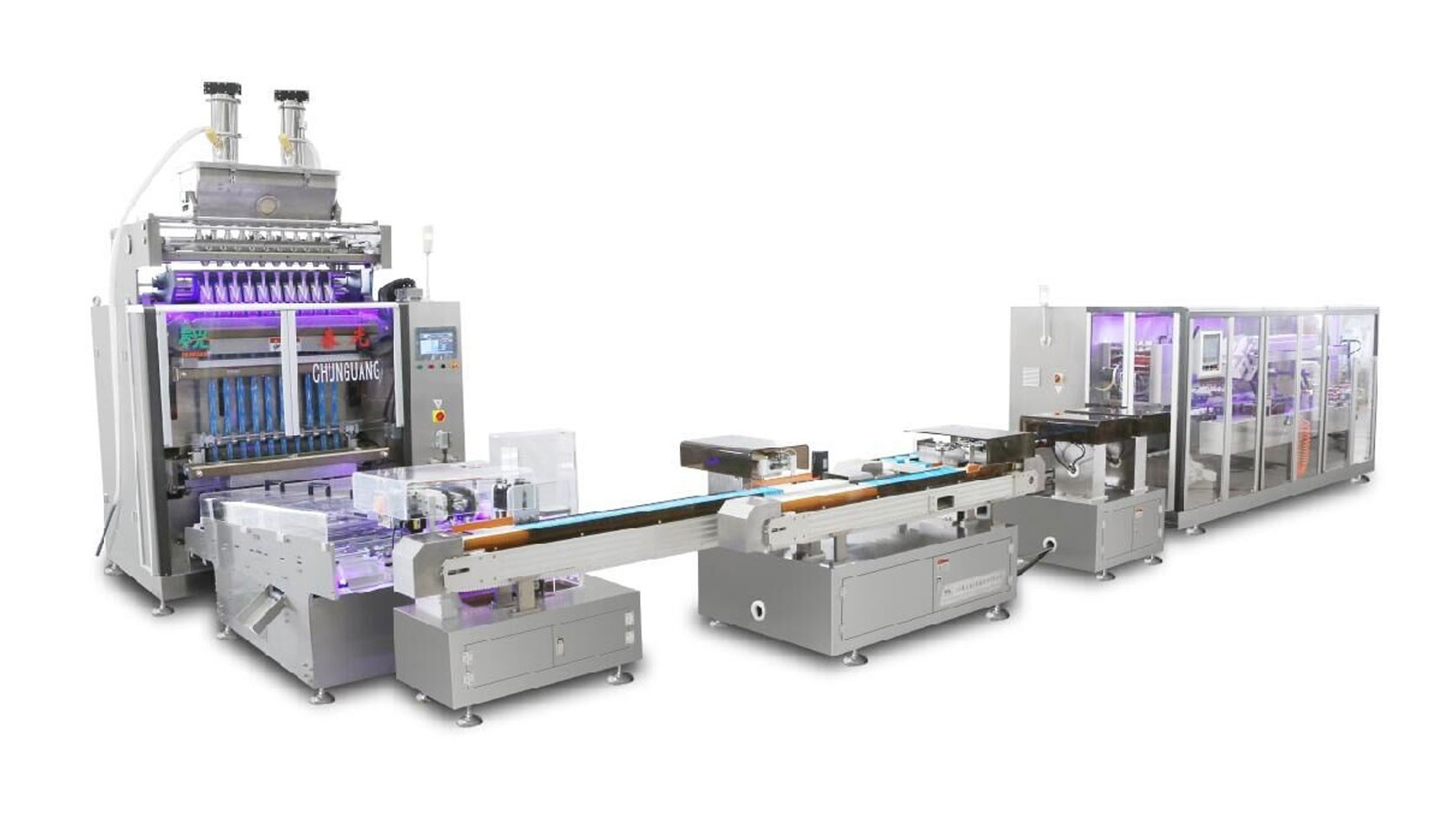 Pharmaceutical Packaging Line