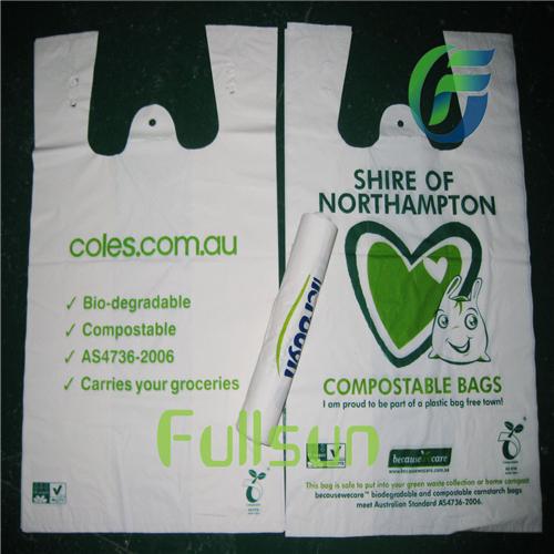 Поставка разлагаемых сумок для покупок, Компания по производству больших пластиковых пакетов, Акции на черные пластиковые пакеты