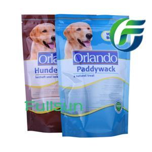 Пластиковые пакеты для упаковки кормов для домашних животных