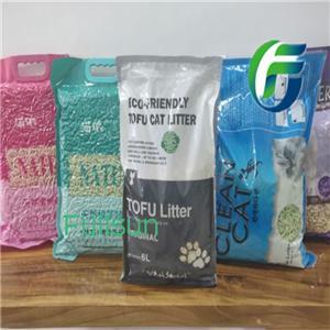 Пластиковые мешки для кошачьих туалетов