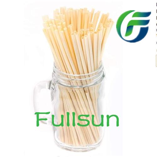 Cheap Biodegradable Non-Polluting Straws
