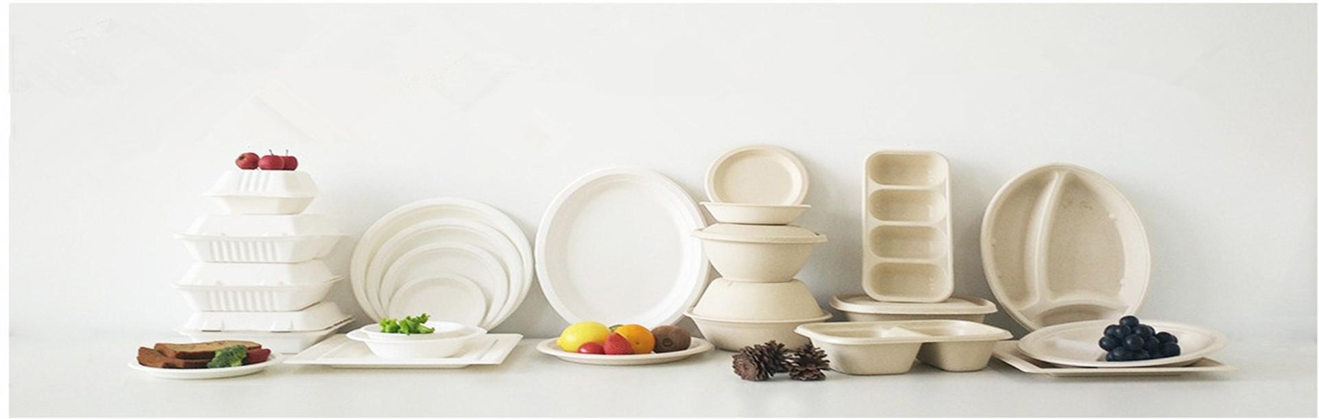 биоразлагаемые посуда