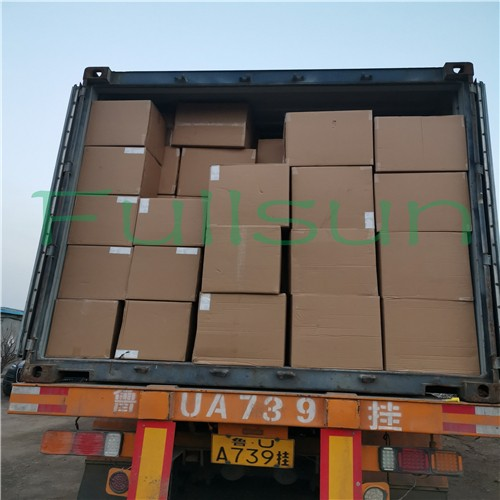 EU customer Biodegradable straws Loading and transportation