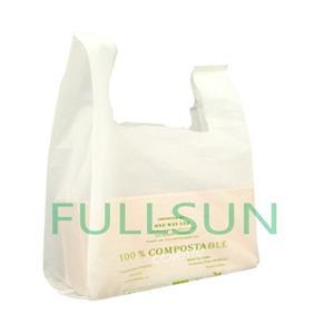 Разлагаемые пластиковые хозяйственные сумки