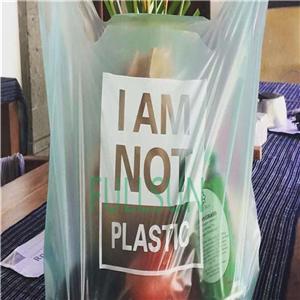 Пластиковые пакеты для еды