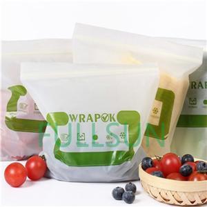 Биоразлагаемые пластиковые пакеты для пищевых продуктов