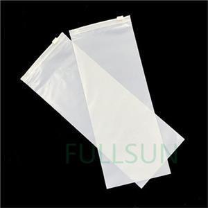 Биоразлагаемые пластиковые пакеты для одежды на молнии