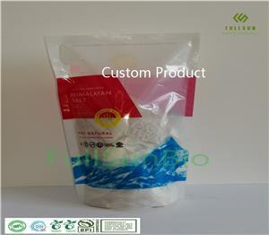 100% полностью биоразлагаемый композитный полиэтиленовый пакет с трехсторонним уплотнением.
