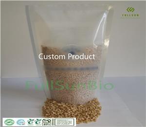 Полностью биоразлагаемый герметичный пакет для пищевых продуктов Трехслойный пластиковый композитный пакет для морозильной камеры
