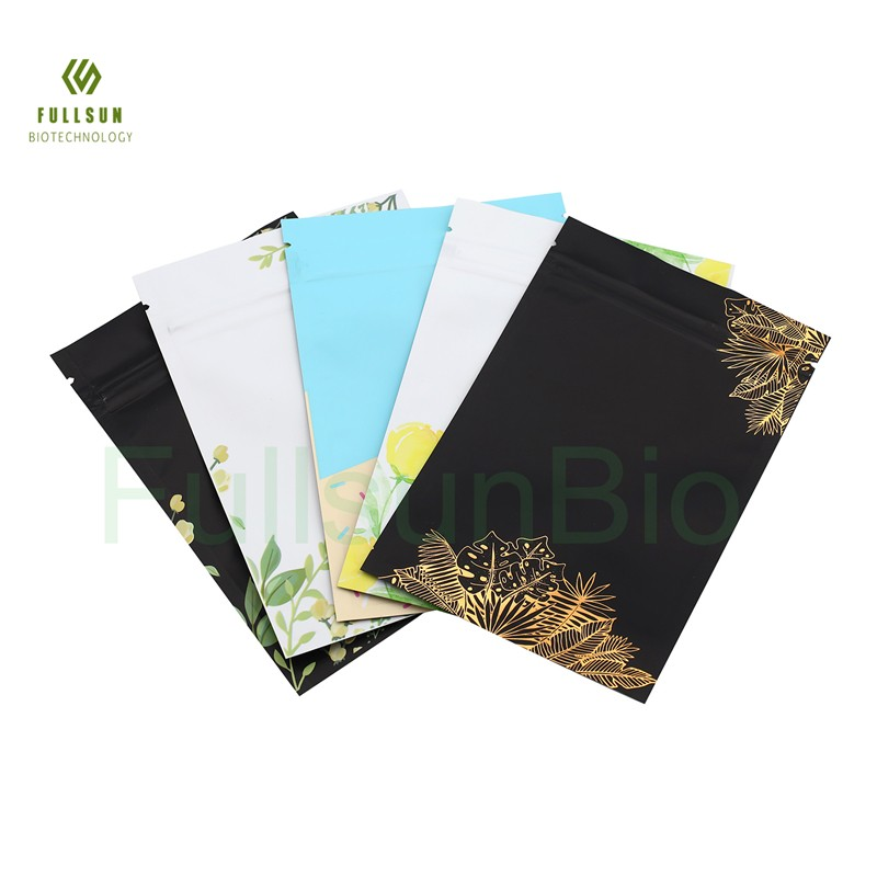 China 23 Years Experience Tobacco Cigarette Cigar Leaf Cbd Hemp Weed Mylar Stand up Pouch Flexible Plastic Ziplock Reclosable Resealable Packaging Bag