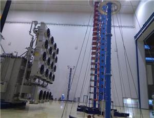 Pinggao 6000kV Импульс вольтаж Тестовое задание система