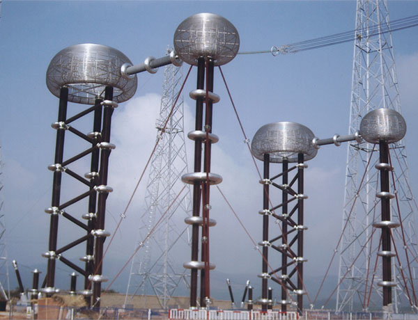 Power Grid 1200kV HVDC Voltage Generator