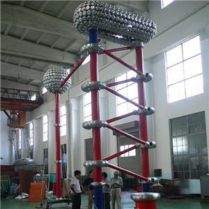 Générateur de tension HVDC