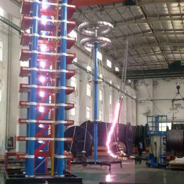 Lightning Impulse Voltage Generators For Type Test