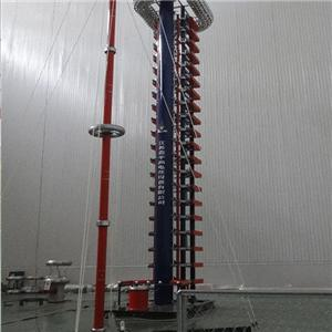 HV Bushing Impulse Voltage Testing Equipments