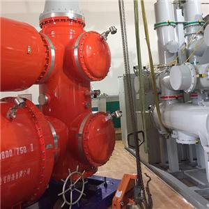Gas-insulated HV AC Test Systems For Factory Testing