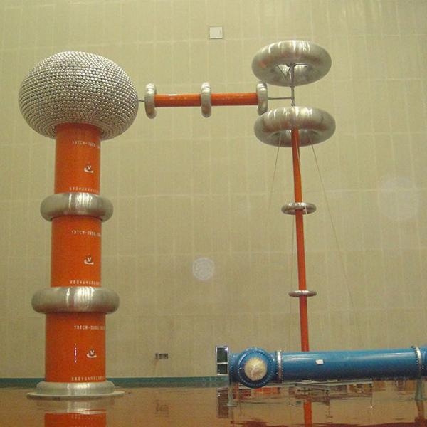 Izolowane olejem transformatory testowe prądu zmiennego do testowania fabrycznego