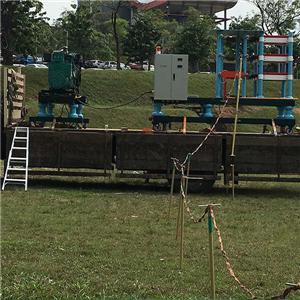 HV Impulse Current Generators For Ground Earth Test