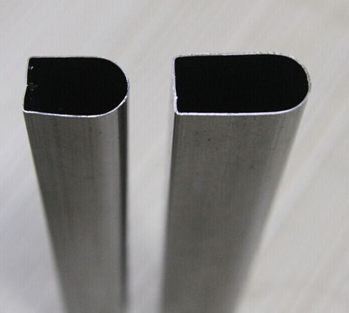 Cold rolled hard steel pipe