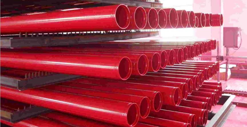 Paint Pipes Manufacturers, Paint Pipes Factory, Supply Paint Pipes