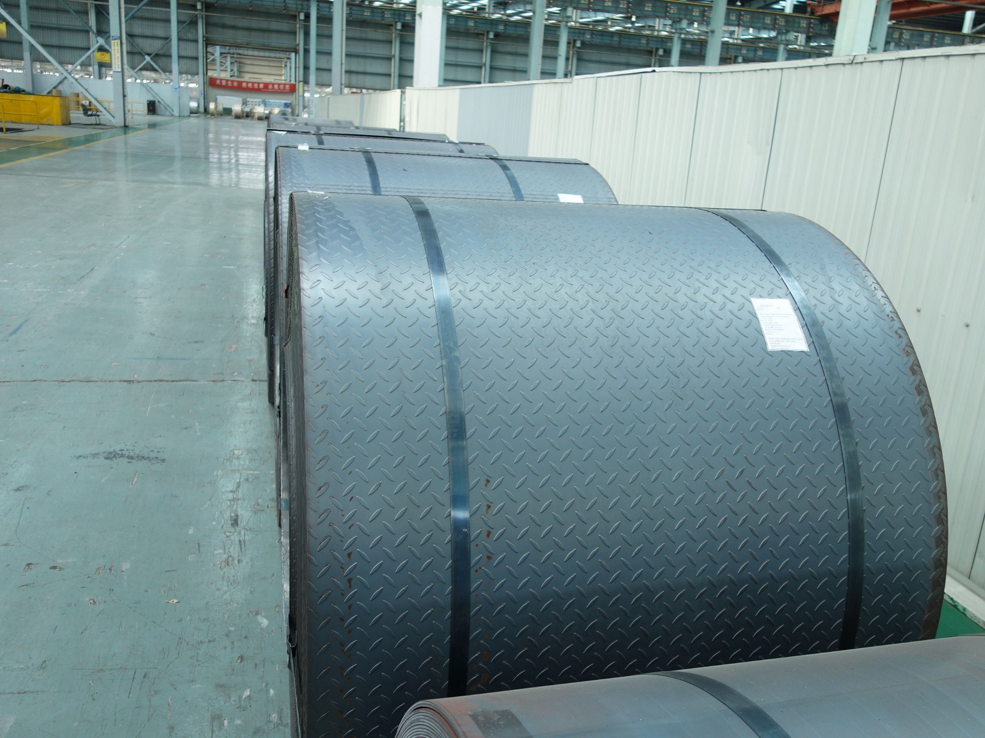 Checkered Coils Manufacturers, Checkered Coils Factory, Supply Checkered Coils