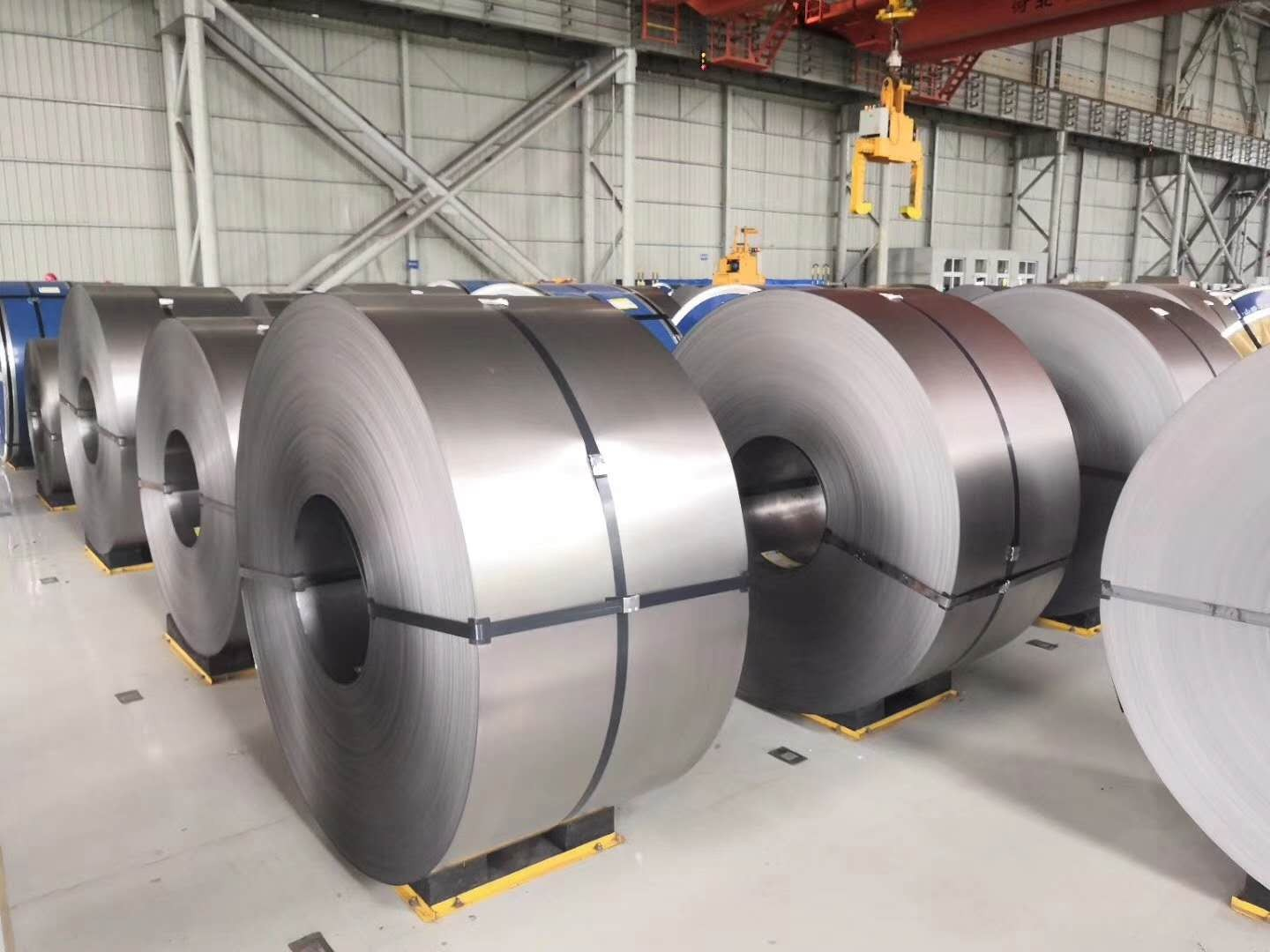 Cold Rolled Coils Manufacturers, Cold Rolled Coils Factory, Supply Cold Rolled Coils