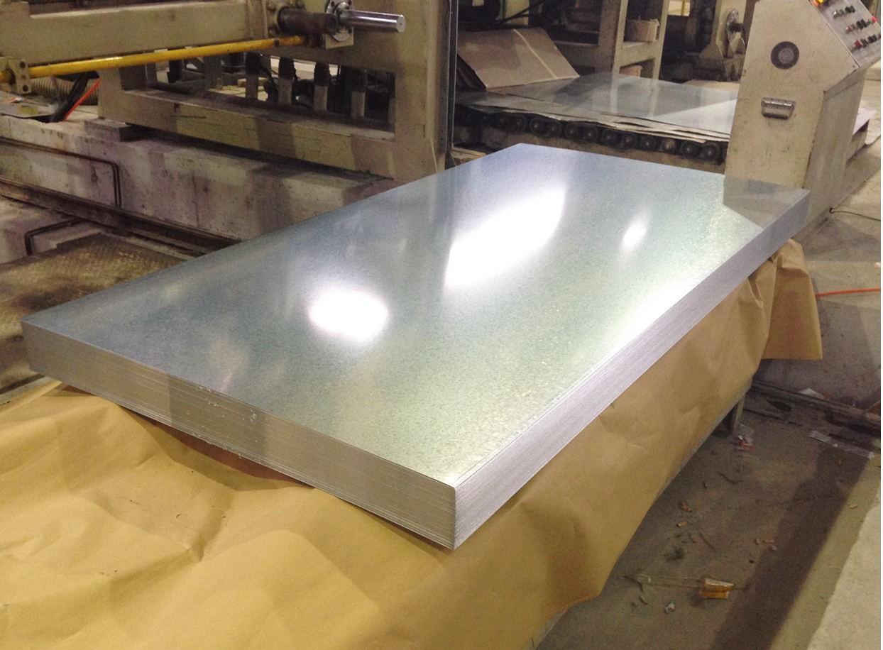 Hot Dip Aluminum Zinc Sheets