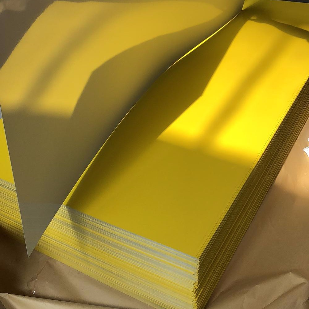 Colored Aluminum Sheets Manufacturers, Colored Aluminum Sheets Factory, Supply Colored Aluminum Sheets