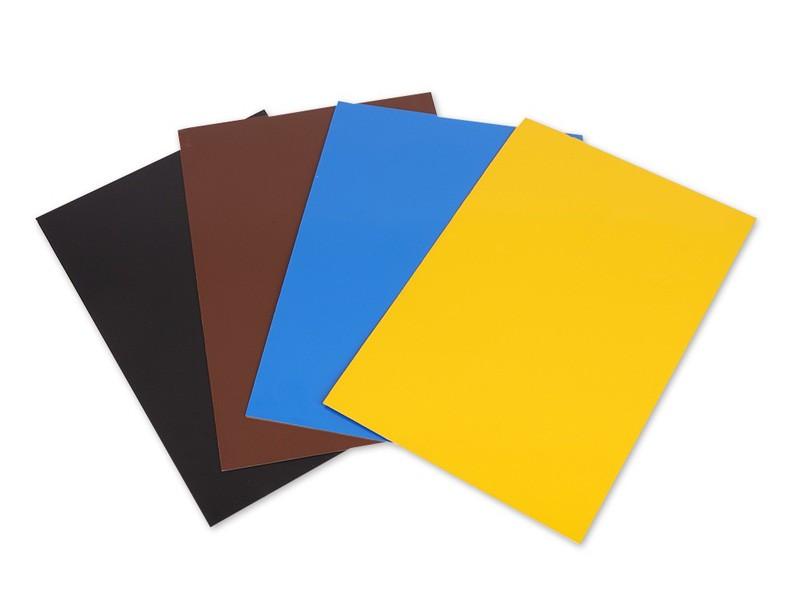 Colored Aluminum Sheets