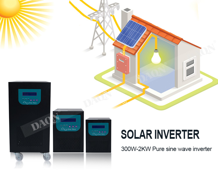 Off-grid inverter