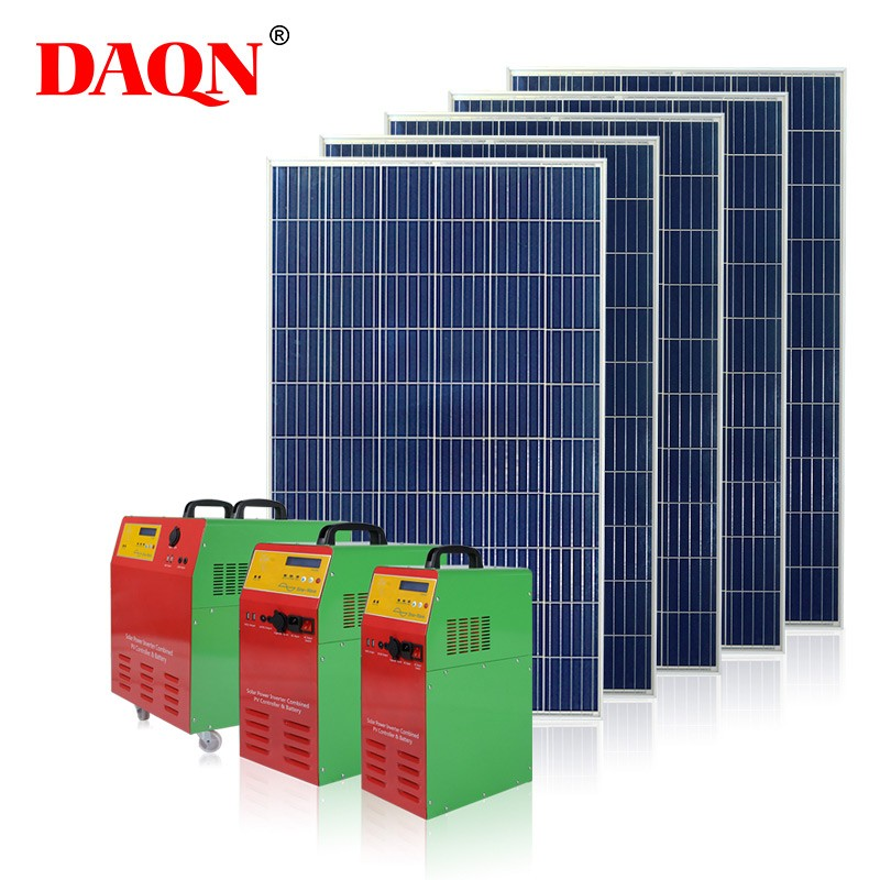 1000W AC Inverter Power Solar Power System For Car