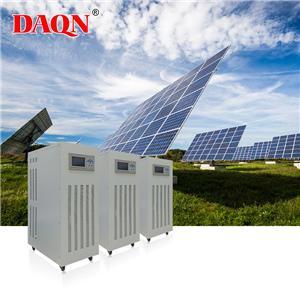 Più nuovo design Prezzo 5kw trifase inverter solare