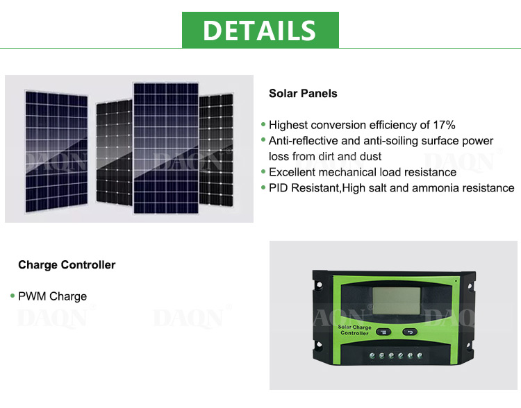 home solar power system off-grid