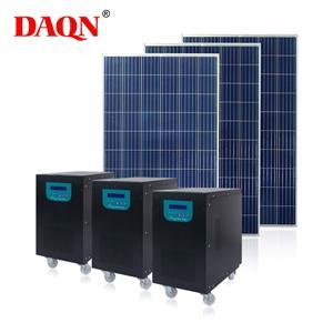 Inverter ad energia solare con inverter trifase