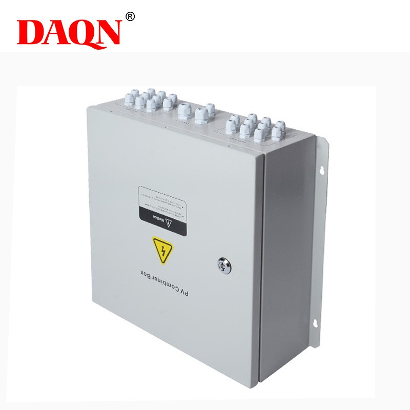 PV Solar Electrical Combiner Box For Solar System