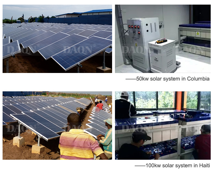 solar power system home 1000w