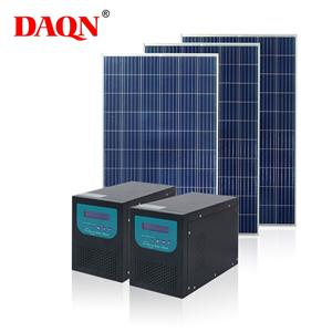 DC To AC Invseter Solar power system