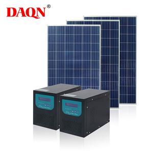 DC To AC Invseter Hệ thống năng lượng mặt trời